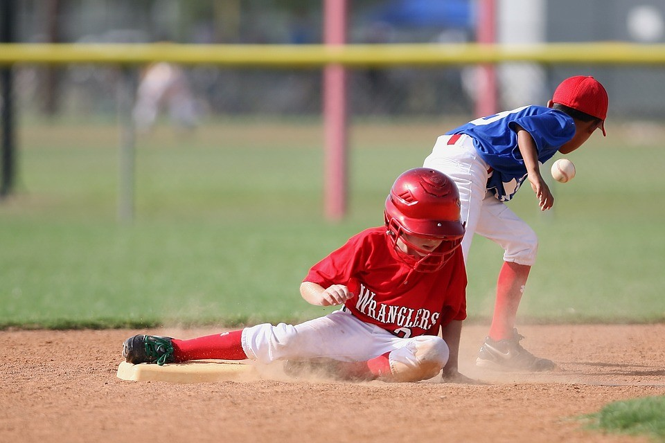 Little Baseball Sport Player Game Little League