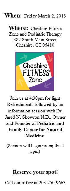 cheshire fitness