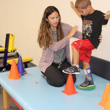 pediatric physical therapy