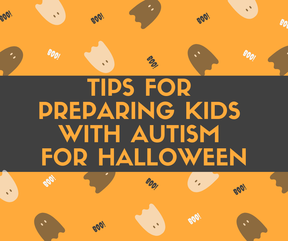 autism Halloween tips