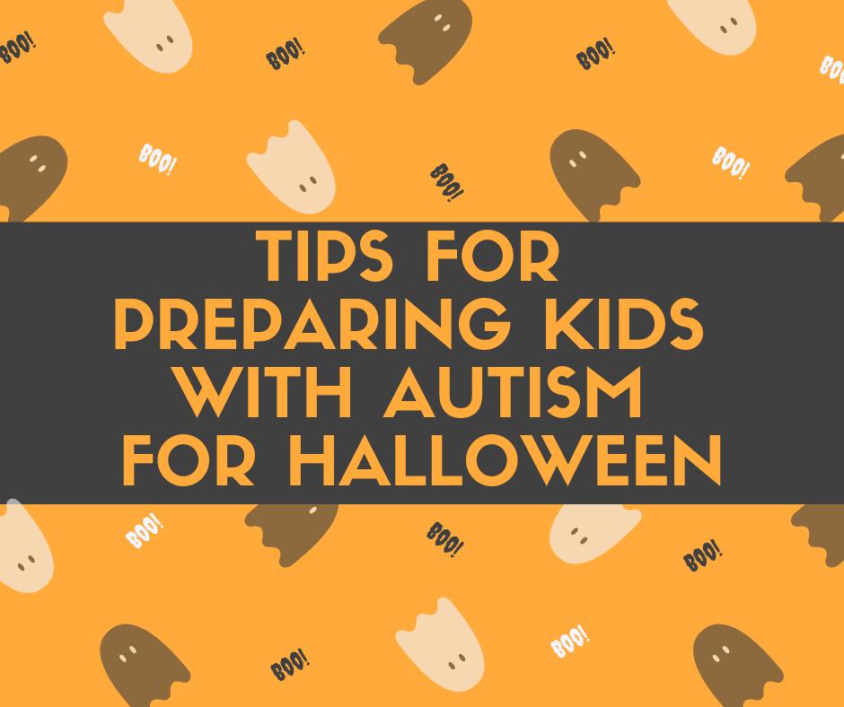 autism Halloween tips
