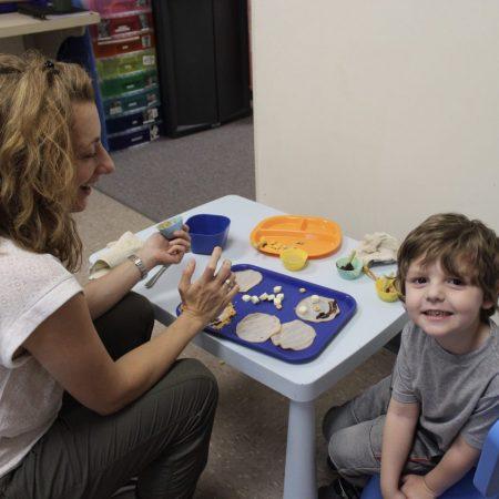 pediatric feeding therapy