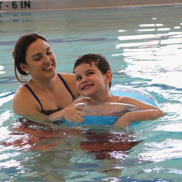 pediatric aquatic therapy