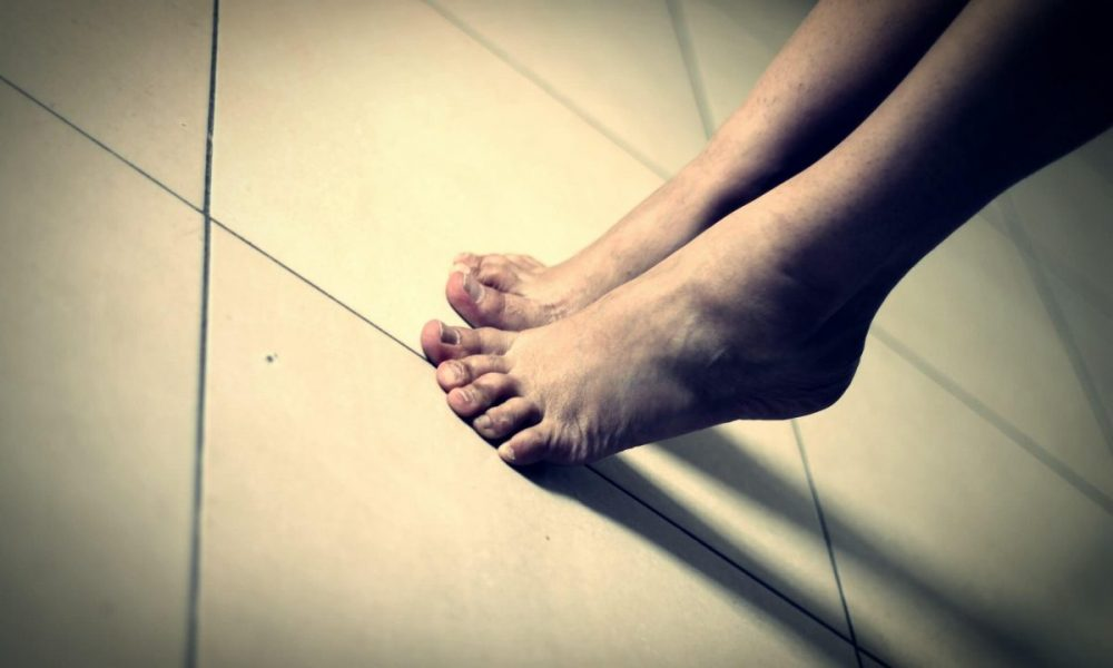 toe-walking